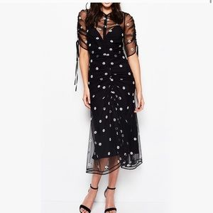 ALICE MCCALL GARDEN PARTY EMBROIDERED DRESS 10